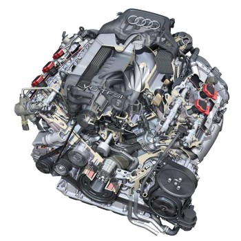 s3 TFSI engine