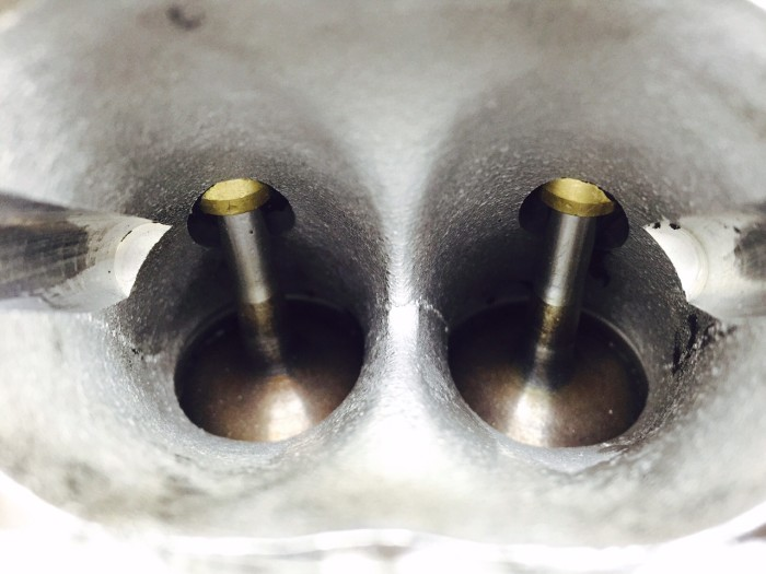 cylinder head valve cleaning surrey sussex redhill